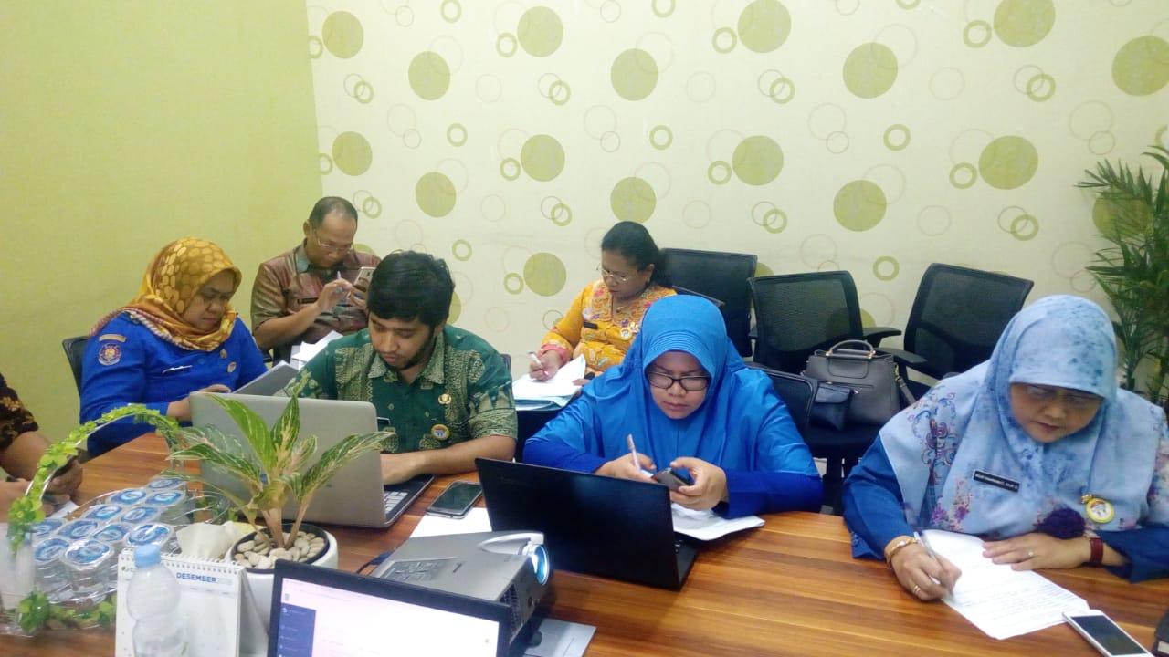 Sosialisasi Sistem Informasi Kinerja Aparatur Kota Bekasi (Sikerja)